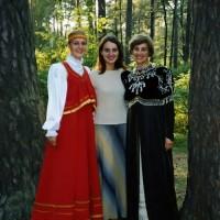 Екатерина Ельшина, Анастасия и Любовь Концовы