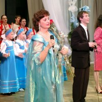 Юбилейный концерт Любови Концовой, 2007г.