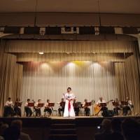 Концертный зал Воронежской филармонии, 23.01.2012г.